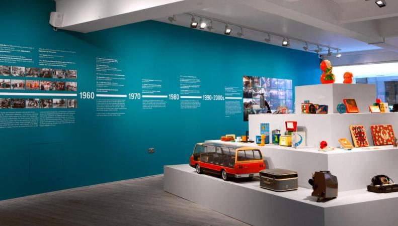 Выставка Work and Play