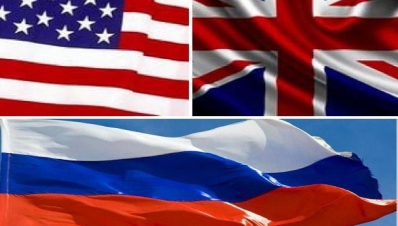 Ядерный треугольник: США, Великобритания, Россия