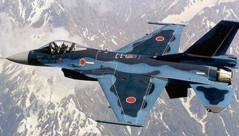 японский истребитель