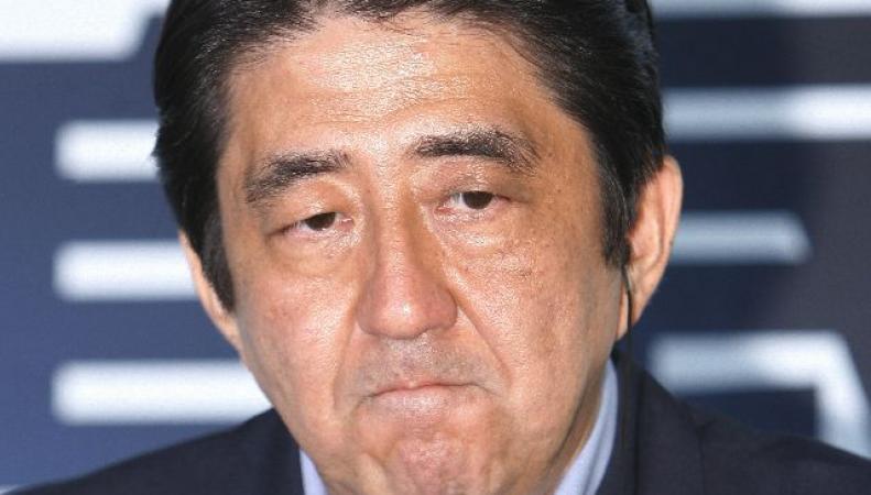 Премьер Японии объяснил Путину причины отказа от визита в Москву 9 мая в личном письме