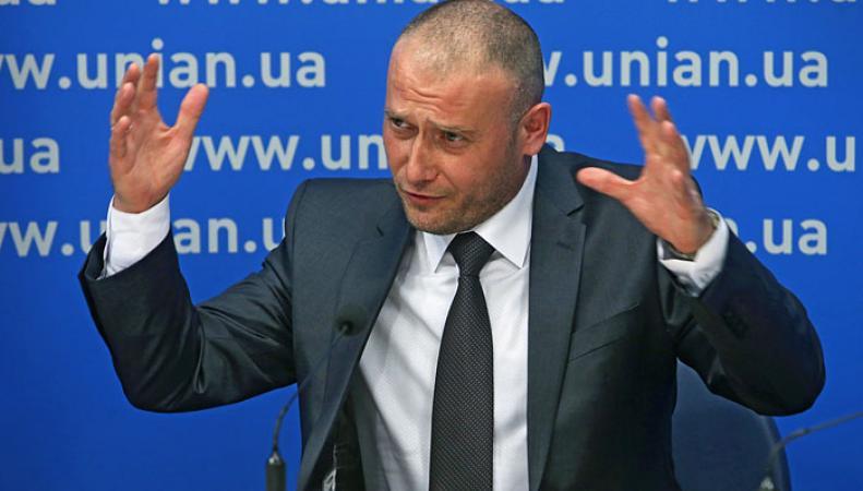Дмитрий Ярош теледебаты