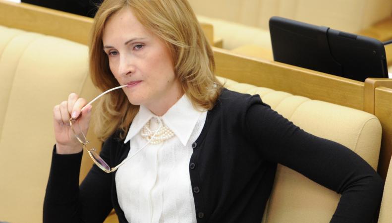 Яровая: Лондон работает на ИГ, отказываясь сотрудничать с Россией