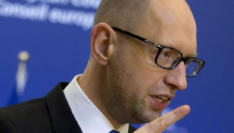Яценюк в Лондоне обвинил РФ в желании унижтожить Украину