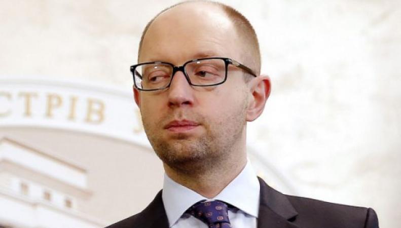Яценюк заявил о намерении отвоевать Крым и подавить тьму на границе ЕС