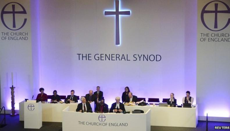 Заседание Генерального синода