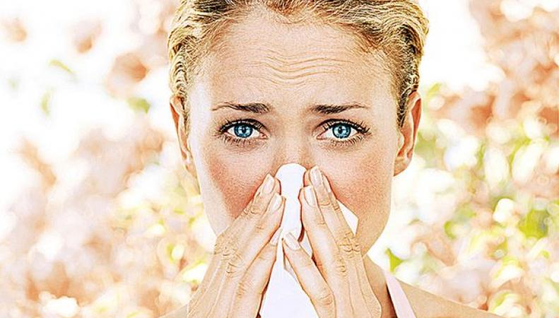 поллинозы и сенная лихорадка