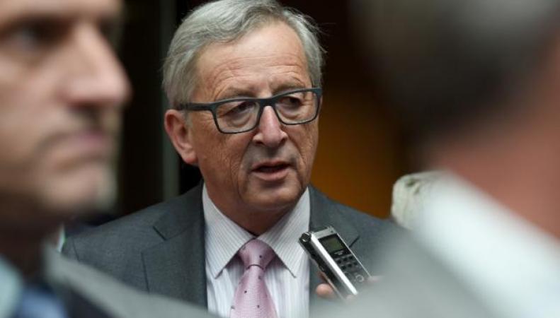 """Глава Еврокомиссии назвал референдум в Греции """"цирком"""""""