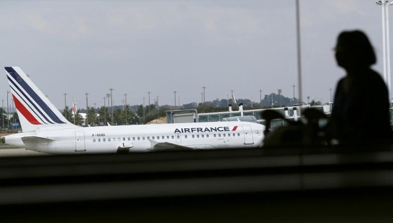 Самолеты во Франции
