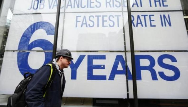 рынок труда в Великобритании