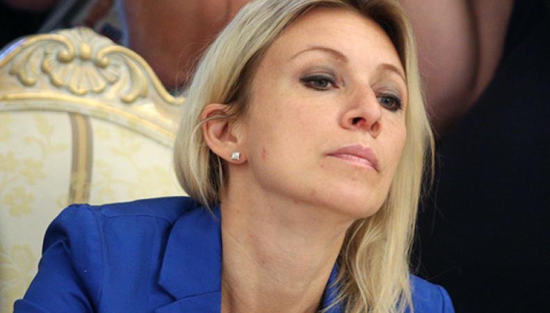 Захарова предложила Лондону консультироваться с Россией по резолюции по Сирии