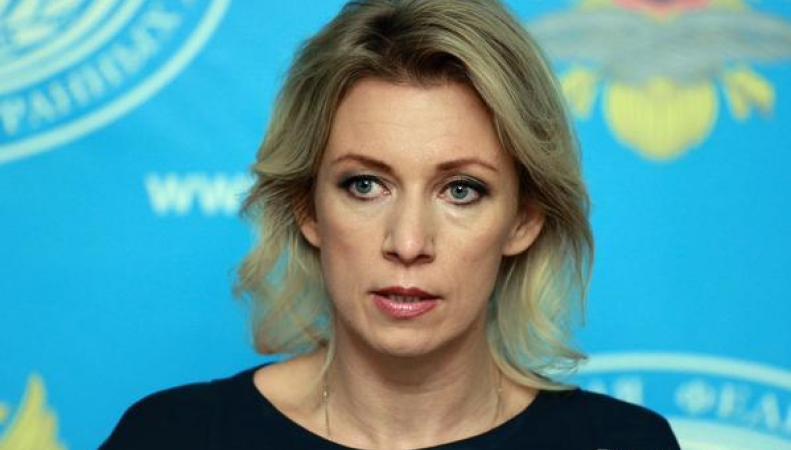 Мария Захарова объяснила Дэвиду Кэмерону, как связаться с Виталием Чуркиным