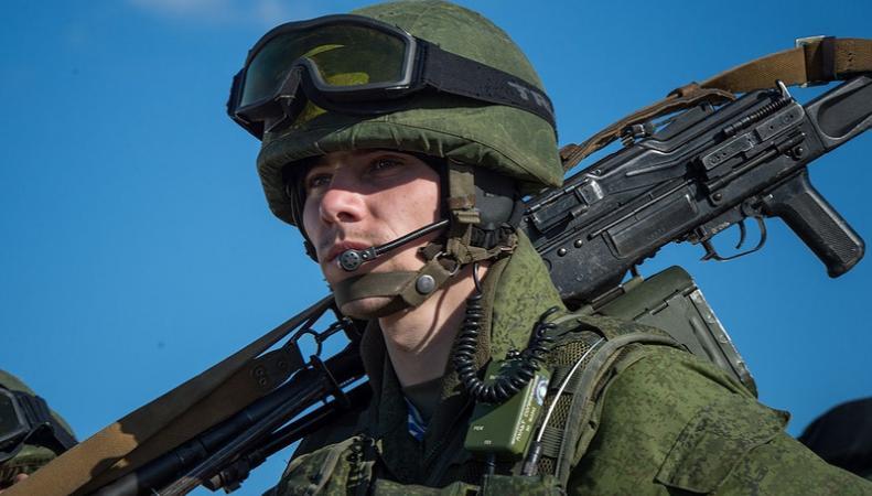 """Эстония готова к отстрелу """"зеленых человечков"""""""