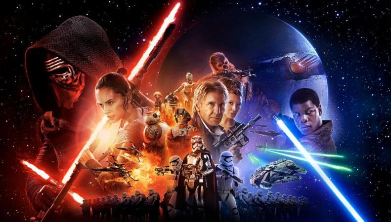 Все эпизоды «Звездных войн» уместили в трехминутном ролике