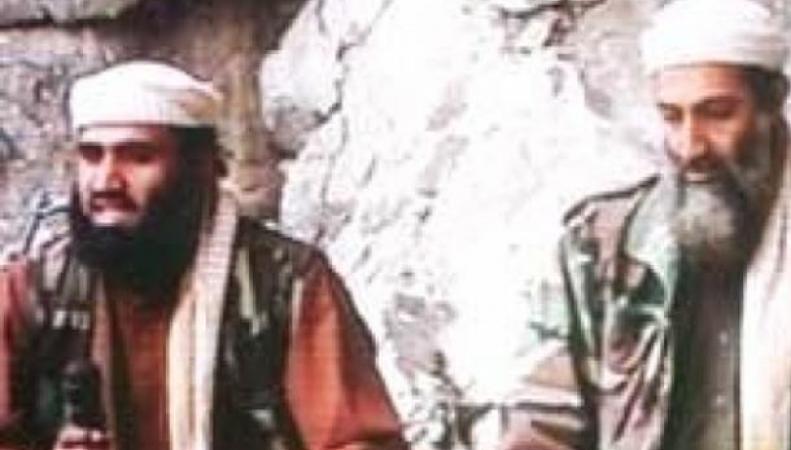 Сулейман Абу Гейт и Усама бин Ладен