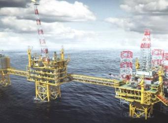 В акватории Шотландии найдено крупное газовое месторождение