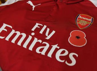 Футбольный клуб «Арсенал» продлил спонсорский контракт с Emirates