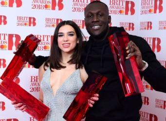 В Лондоне раздали статуэтки Brit Awards