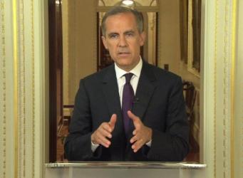 Официальное заявление Банка Англии по результатам референдума о выходе из ЕС фото:bbc.com