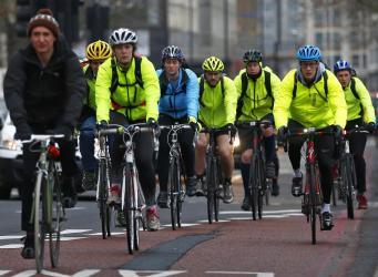 Правила безопасности для велосипедистов в UK ужесточат после череды летальных ДТП фото:independent
