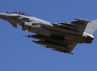 Истребители RAF отправлены на перехват российских самолетов фото:bbc