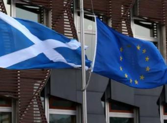 Группа депутатов Европарламента одобрила вхождение в Евросоюз независимой Шотландии