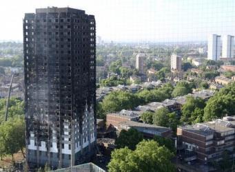 Пожертвования погорельцам Grenfell Tower не доходят до адресатов фото:bbc