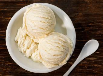 В британском ванильном мороженом нет ни ванили, ни молока, ни сливок