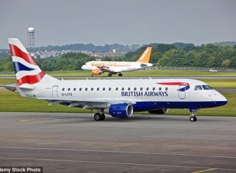 Названы самые непунктуальные авиакомпании в Великобритании