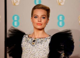 Лучшие наряды звезд на церемонии BAFTA