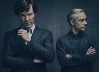 Последний эпизод «Шерлока» провалился в телевизионном эфире фото:bbc