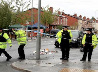 Стрельба в Манчестере: десять человек получили ранения