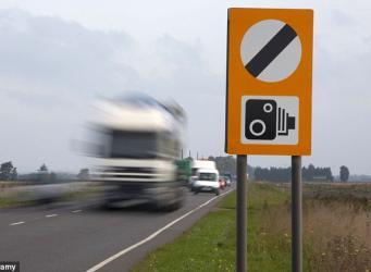 В Западном Йоркшире обнаружен водитель с пятикратным превышением лимита штрафных баллов в правах фото:dailymail.co.uk