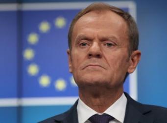 Лидеры Евросоюза  прокомментировали поражение Терезы Мэй в парламенте