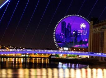 В Ньюкасле установят колесо обозрения выше London Eye